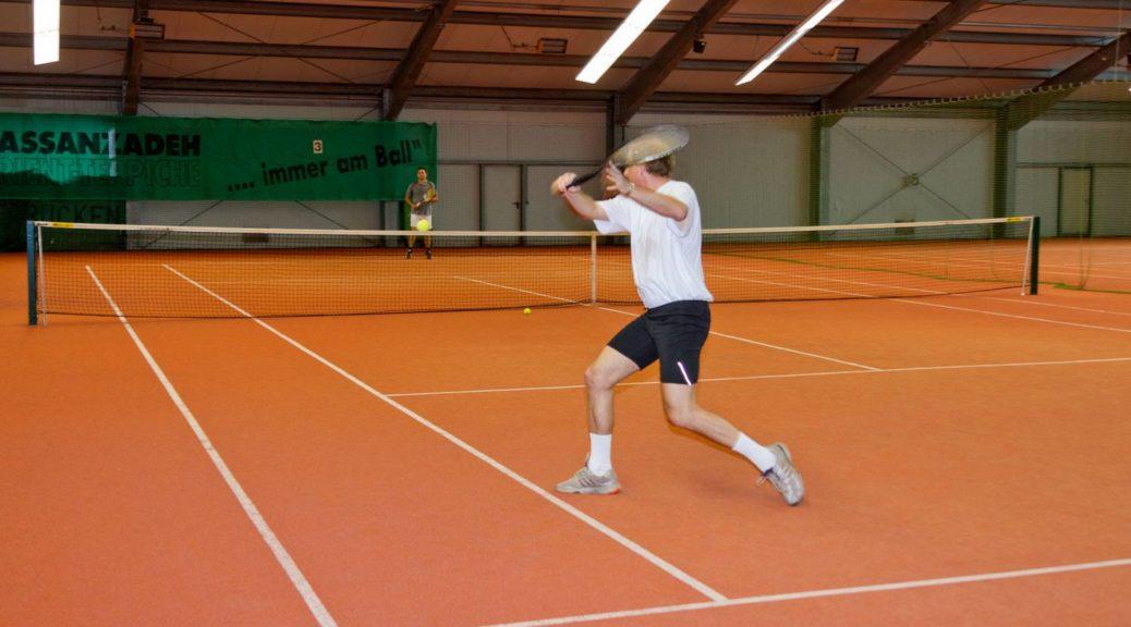 Tennishalle Illingen